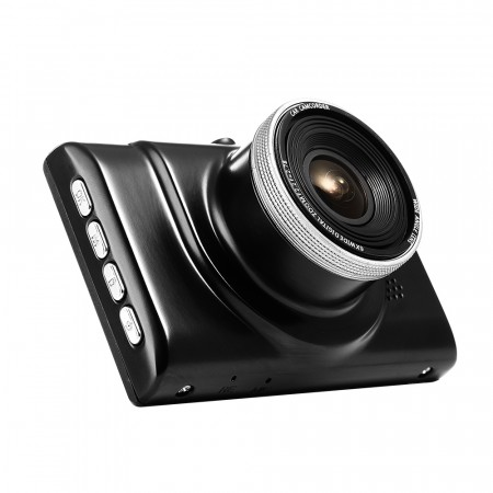 NorCam AnyTech Dashcam - Full HD, 170 graders WDR